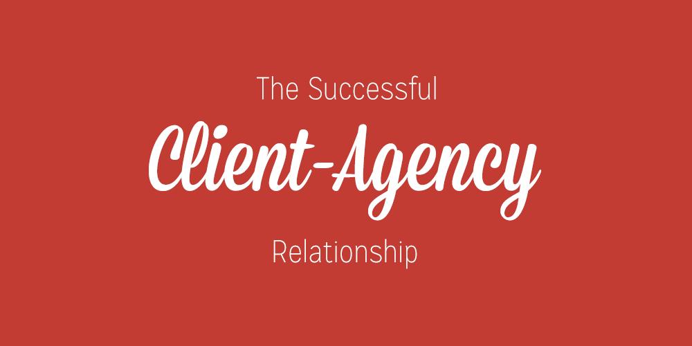 PR client agency relationship