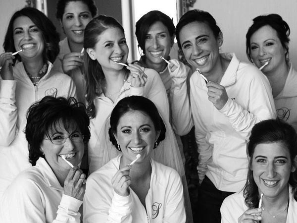 advanced dentistry of westchester staff with Dr. Magid-Katz